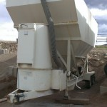 image of Used Mobile Concrete Silos 3