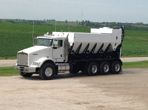 New Volumetric Concrete Mixers